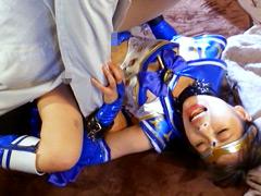 【エロ動画】ヒロイン命乞い2 セーラーアクオス