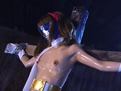 【エロ動画】ヒロイン磔オムニバスのエロ画像