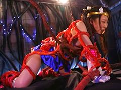 【エロ動画】ヒロイン凌辱Vol.99 美聖女戦士セーラープリーストのエロ画像