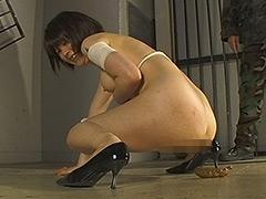 女捜査官 排泄陥落