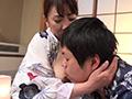 濃厚なキスで欲情した母と息子の密着セックス 1