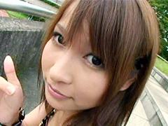 【エロ動画】ショーパン03 現役女子大生中出し まりえ 20歳のエロ画像