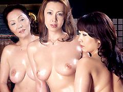 【エロ動画】新・母子相姦遊戯 母と娘7の人妻・熟女エロ画像