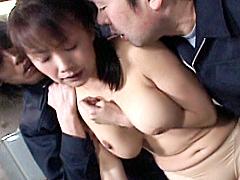 【エロ動画】母子相姦遊戯 汚された母 鮎川るいのエロ画像