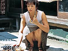 【エロ動画】母子相姦遊戯 乙女のような母 佐野郁子の人妻・熟女エロ画像