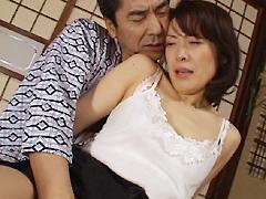 【エロ動画】近親相姦遊戯 父と嫁 其の弐 姫野京香のエロ画像
