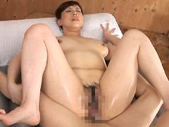 【エロ動画】中出しソープ 麗しの熟女湯屋 高島恵のエロ画像