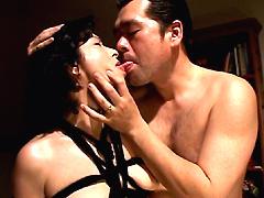 【エロ動画】熟欲おんなの接吻集のエロ画像