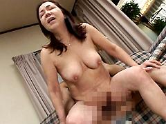 【エロ動画】実録母子情交 五十路母のエロ画像
