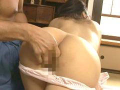 【エロ動画】背徳相姦遊戯 嫁の巨尻 #01 橘慶子 36歳のエロ画像