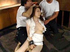 人妻監禁レイプ 中出し潮吹き輪姦アクメ 橘エレナ 34歳