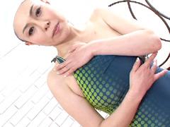 【エロ動画】中出しソープ 麗しの熟女湯屋 三咲恭子のエロ画像