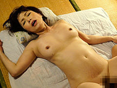 【エロ動画】お義母さん…女房よりもずっといいよ 内原美智子の人妻・熟女エロ画像