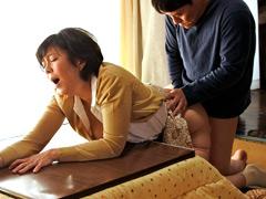 【エロ動画】続・異常性交 五十路母と子 其ノ参拾八 円城ひとみのエロ画像