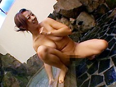 【エロ動画】熟美裸 河夏夜のエロ画像