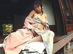 【エロ動画】艶熟 中出し 日向ゆみの人妻・熟女エロ画像