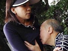 【エロ動画】禁断介護3 〜父と嫁の性〜のエロ画像