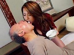 【エロ動画】禁断介護4 〜叔父と姪の性〜のエロ画像