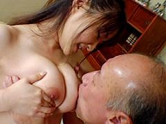 禁断介護13 ~継祖父と継父の性~