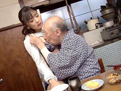 【エロ動画】禁断介護 大槻ひびきのエロ画像