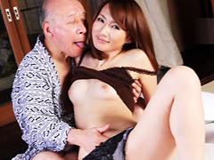 【エロ動画】禁断介護 神崎レオナのエロ画像