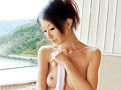 【エロ動画】人妻恥悦旅行 青木玲のエロ画像
