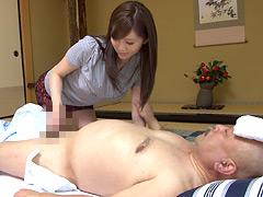 【エロ動画】禁断介護 小泉真希の人妻・熟女エロ画像