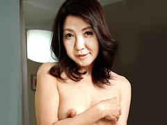 【エロ動画】恋慕 五十路熟女が昔を思い出しながら… 美佐子のエロ画像