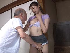 【エロ動画】禁断介護 稲川なつめの人妻・熟女エロ画像