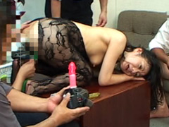 DUGA - 人妻のケツの穴姦撮影