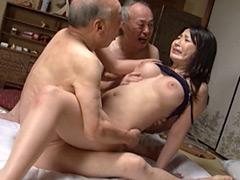 【エロ動画】禁断介護8時間BESTの人妻・熟女エロ画像