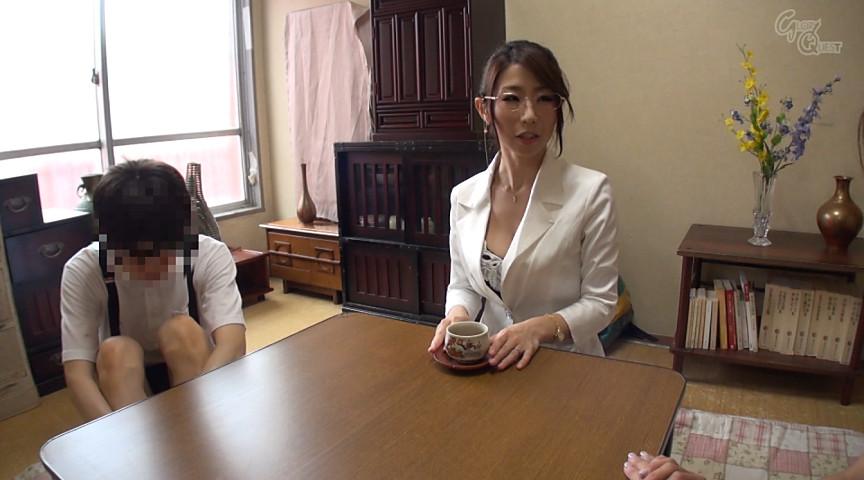 お色気P●A会長と悪ガキ生徒会 篠田あゆみ