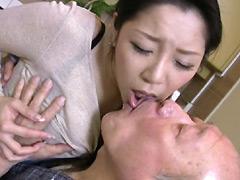 【エロ動画】禁断介護 浅倉彩音のエロ画像