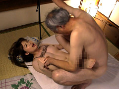 【エロ動画】禁断介護 本田岬のエロ画像
