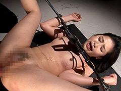アナル:Anal Device Bondage6 鉄拘束アナル拷問 小野寺梨紗
