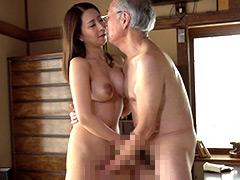 【エロ動画】禁断介護 枢木みかんの人妻・熟女エロ画像