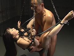 【エロ動画】Ma●ko Device Bondage2 鉄拘束マ○コ拷問 宮沢ゆかりのエロ画像