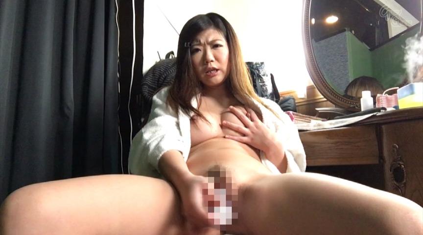 AV女優のイキ狂い自撮りオナニー