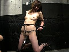 Ma○ko Device BondageXIII 鉄拘束マ○コ拷問 早川瑞希
