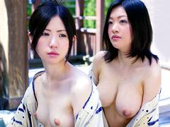 【エロ動画】密着生撮り 人妻不倫旅行×人妻湯恋旅行 #08 Aのエロ画像