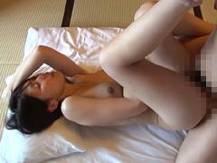 【エロ動画】密着生撮り 人妻不倫旅行 #145のエロ画像