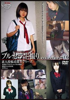 「ブルセラ生撮りcollection#02」のパッケージ画像