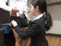 素人娘・ギャル・アダルト動画・サンプル動画:新人女性社員が面接官001