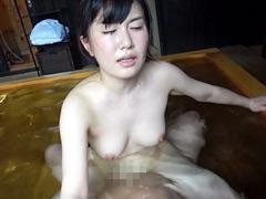 【エロ動画】人妻湯恋旅行117のエロ画像