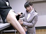 新人女性社員が面接官004 【DUGA】