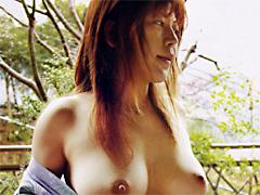 【エロ動画】美熟女温泉 湯けむり旅情 魚住里奈30歳のエロ画像