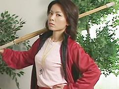 【エロ動画】近親相姦 体育教師の母のエロ画像