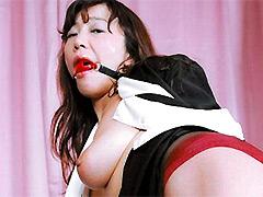 【エロ動画】奴隷な秘書のエロ画像