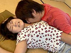 【エロ動画】続・母子崩壊 息子の視線のエロ画像