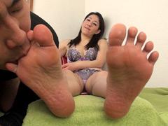 足裏:熟女の足裏部屋 朝宮涼子